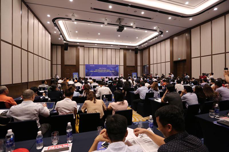 Grand Ballroom có diện tích 414m2, đạt tiêu chuẩn để tổ chức các sự kiện tầm cỡ quốc tế.