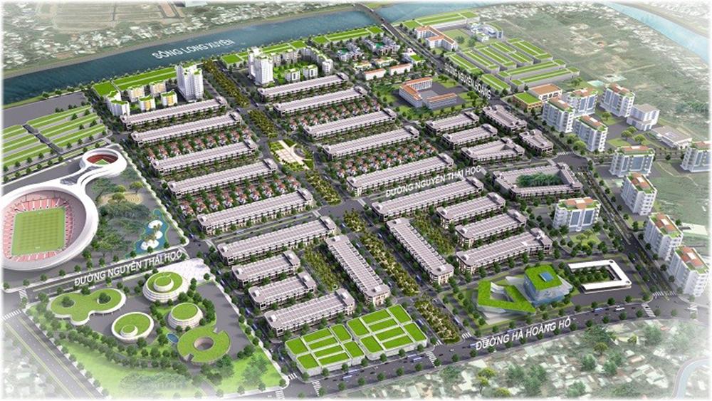 Quy hoạch hiện đại chính là điểm nhấn của Golden City An Giang so với các KĐT trên địa bàn Long Xuyên