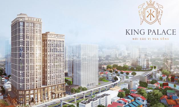 King Palace – Nơi các vị Vua sống