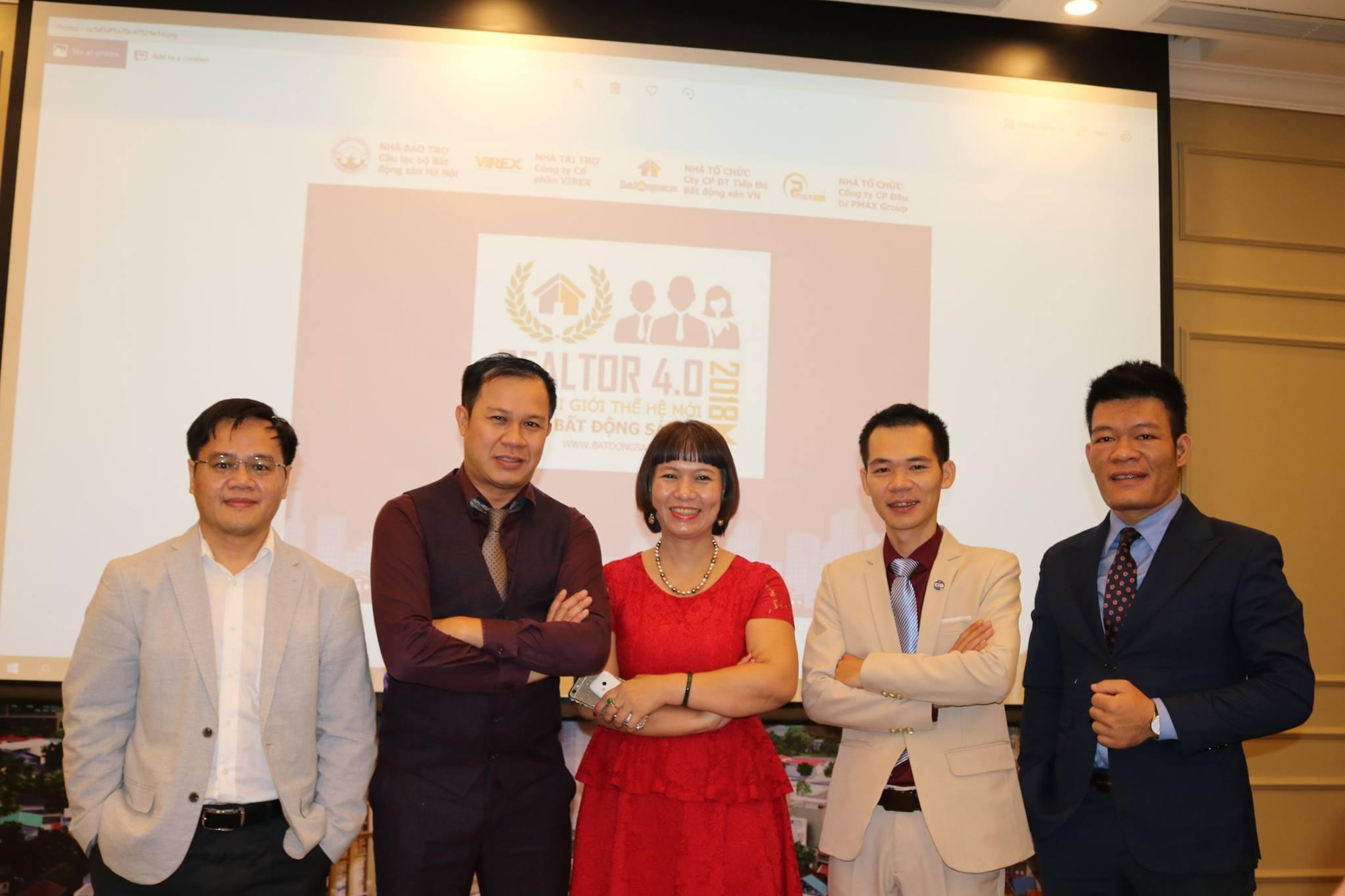 Các diễn giả tham gia chia sẻ tại buổi Workshop ở trụ sở VIREX