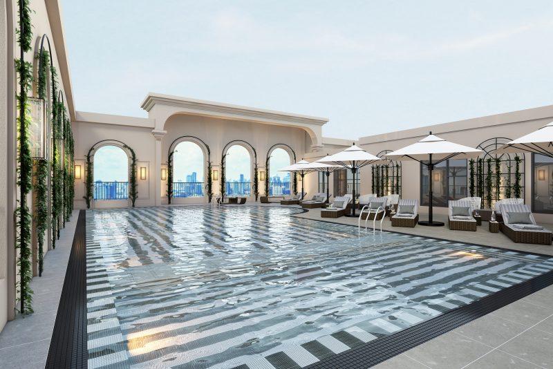 Với lối thiết kế đặc trưng, tối ưu công năng tại các căn hộ và việc sở hữu hệ thống tiện ích đẳng cấp quốc tế, King Palace dễ dàng thu hút giới thượng lưu, đặc biệt là cộng đồng người nước ngoài đang sinh sống và làm việc tại khu vực phía Tây Hà Nội.