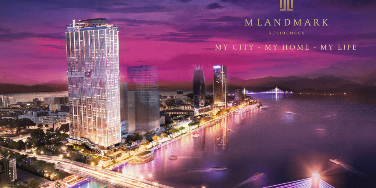 M Landmark – My city, my home, my life