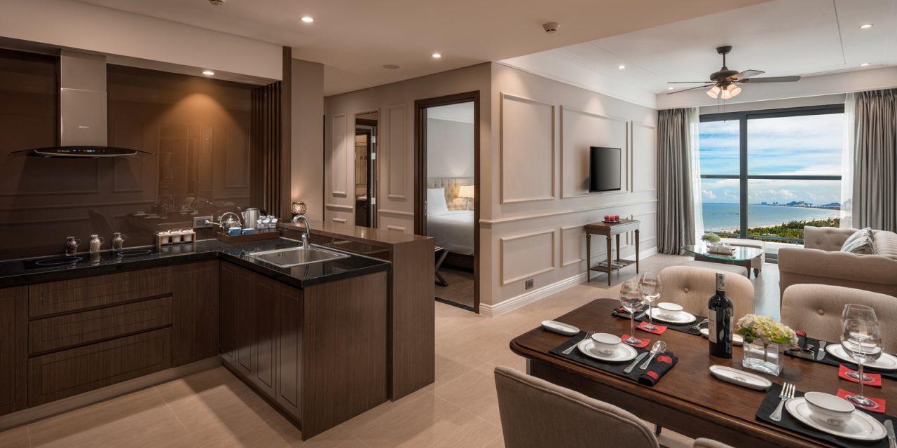 Four Points by Sheraton và Luxury Apartment – Dự án tâm huyết của Alphanam