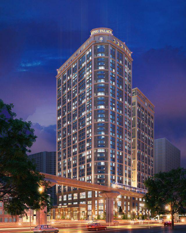 """King Palace – """"Nơi các vị Vua sống"""" là dự án đang được giới bất động sản Hà Nội đánh giá cao về tiềm năng sinh lời."""
