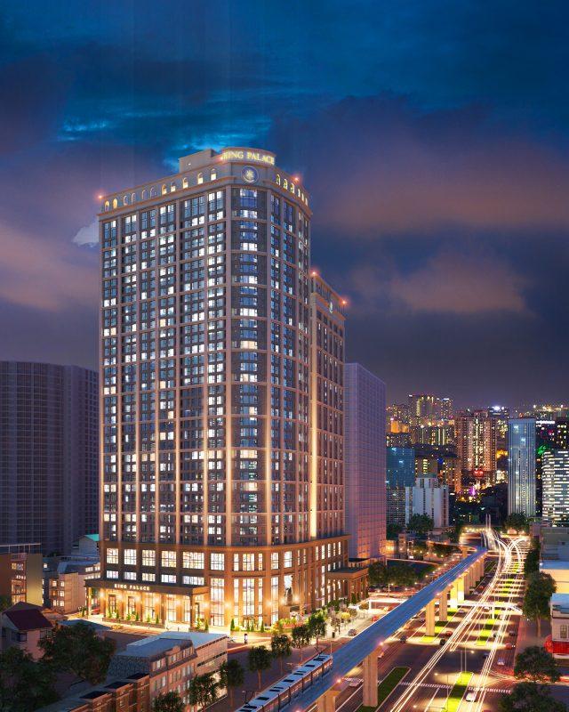 """King Palace – """"Nơi các vị Vua sống"""" sắp ra mắt trong bối cảnh nguồn cung căn hộ cao cấp tại Hà Nội đang thiếu trầm trọng"""
