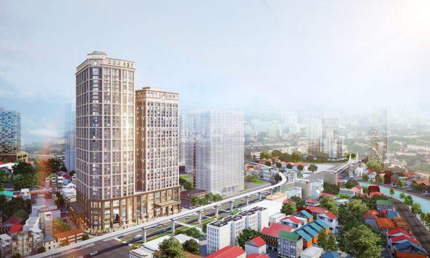 Tổ hợp căn hộ cao cấp King Palace – Hà Nội
