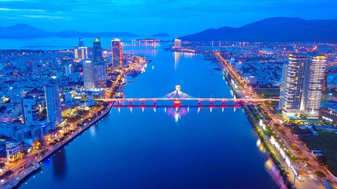 Marriott Courtyard và Marriott Executive Apartments sẽ được xây dựng bên bờ sông Hàn.