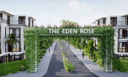 VIREX là đối tác đồng hành giới thiệu The Eden Rose