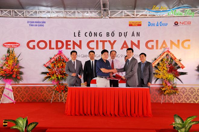 Tại lễ ra mắt dự án, Công ty Cổ phần Thương mại và Dịch vụ Đông Á đã ký kết thỏa thuận tài trợ cho khách hàng vay mua sản phẩm của công ty với Ngân hàng Thương mại Cổ phần Quốc Dân