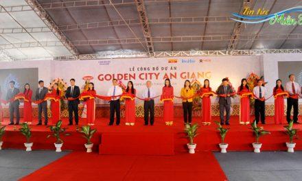Công bố dự án khu Đô thị Golden City An Giang