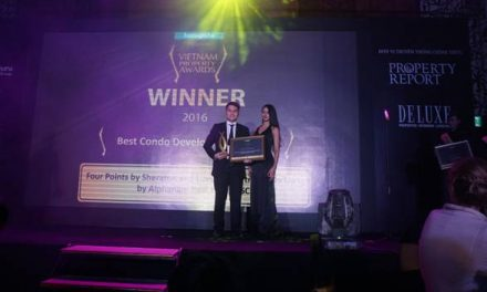 """""""Át chủ bài"""" của Alphanam được vinh danh tại Vietnam Property Awards 2016"""