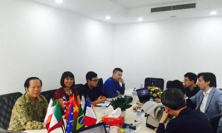 VIREX làm việc với Hiệp hội các nhà Nhập khẩu Hàn Quốc KOIMA