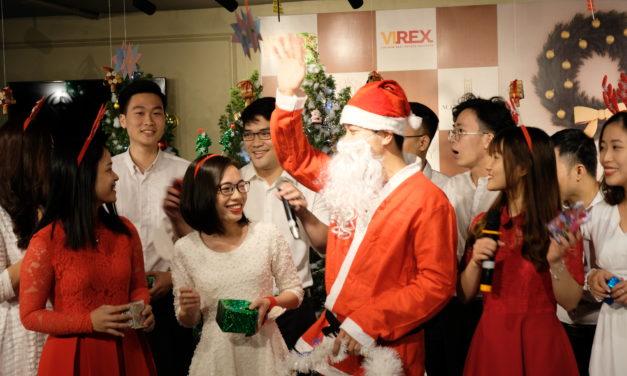 VIREX đón Giáng Sinh sớm cùng Tập đoàn Alphanam