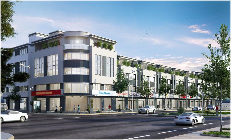 Golden City An Giang sở hữu các sản phẩm đất nền và nhà ở đa dạng gồm: Biệt thự, Shophouse, liền kề…