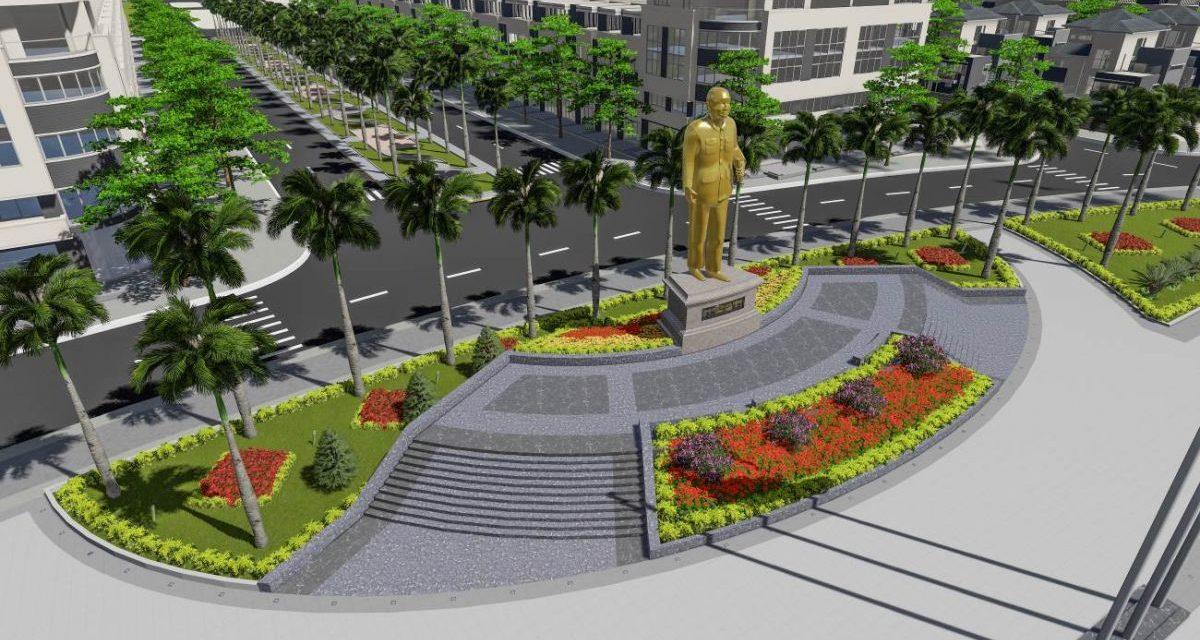 Dự án khu đô thị hiện đại bậc nhất miền Tây giờ ra sao?