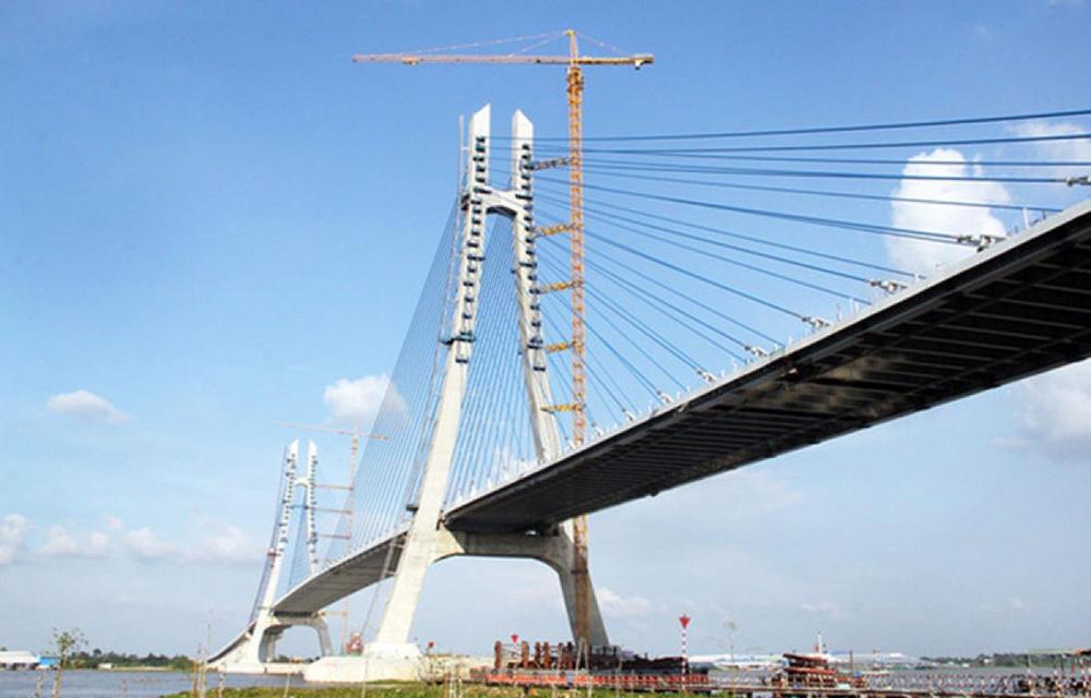 Cầu Vàm Cống sẽ là đòn bẩy cho kinh tế Long Xuyên