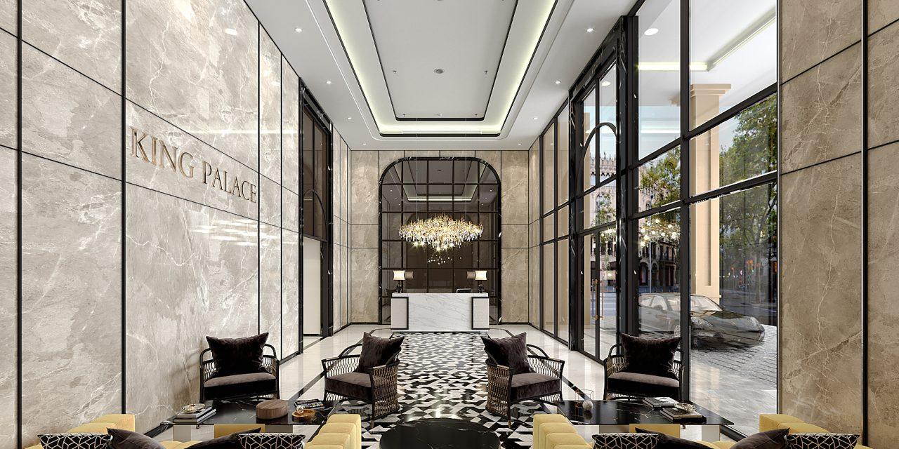 Chính sách bán hàng dịp cuối năm của King Palace hút khách mua nhà