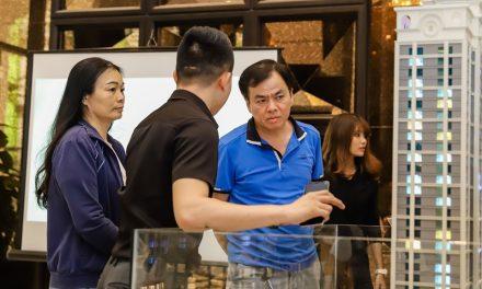King Palace hấp dẫn người mua nhờ chính sách bán hàng đặc biệt