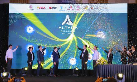 Sôi động và ấn tượng tại lễ mở bán dự án Altara Residences Quy Nhơn
